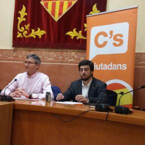 José Abadías: C's seguirá con minuciosidad el cese de la actividad de Can Carreras para que el cierre del vertedero sea rápido y efectivo