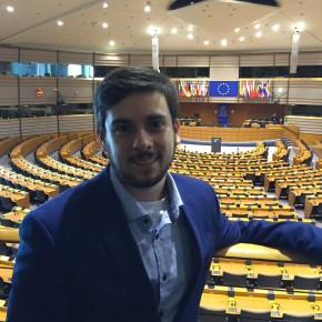 Eric Laserna, elegido nuevo coordinador de la Agrupación de Ciudadanos en Rubí